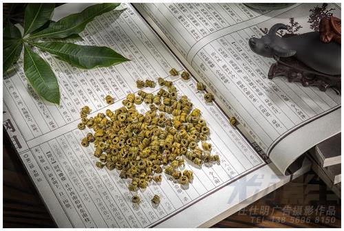 金果石斛图片花