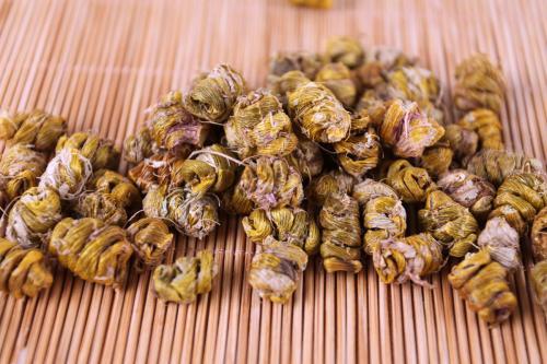 西洋参石斛茶图片